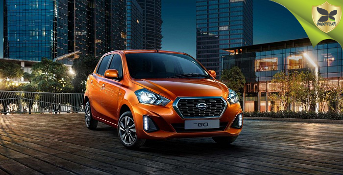 Datsun GO and GO Plus Launched In India At Starting Price Of Rs 3.29 and Rs 3.83 Lakhs