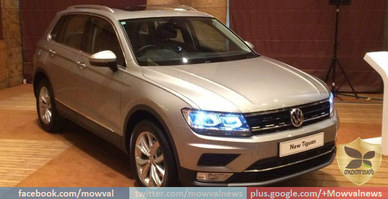 Volkswagen Tiguan Launched In India At Starting Price Of Rs 27.98 lakh