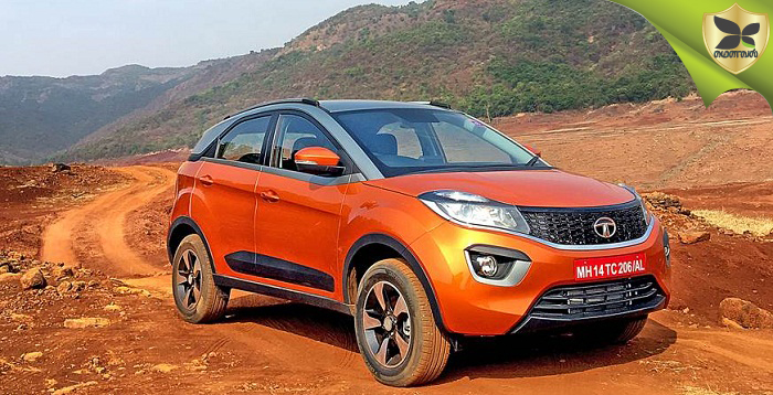 Tata Nexon AMT Bookings Open