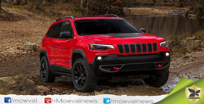 2019 Jeep Cherokee Revealed Before Detroit Debut