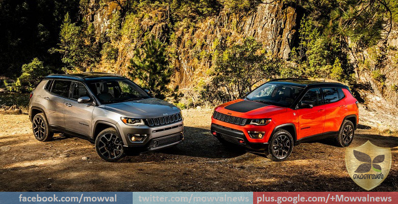 Jeep Compass SUV to go on sale in August