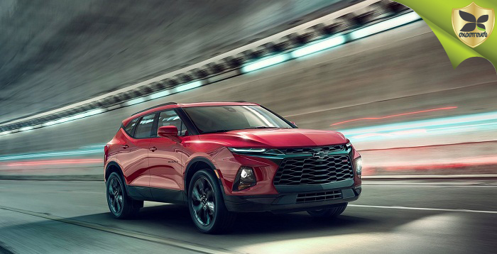 All-new 2019 Chevrolet Blazer Officially Revealed