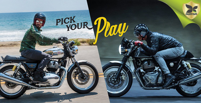 Royal Enfield Interceptor 650 And Continental GT 650 Launched In India With Competitive Price