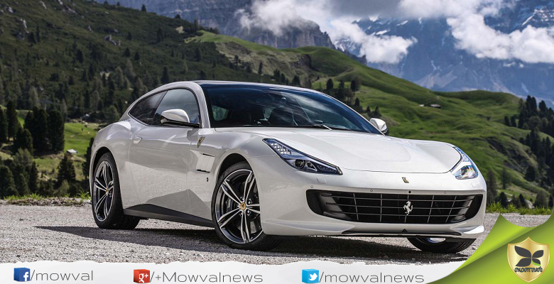Ferrari GTC4Lusso T Launched With Starting Price Of Rs 4.2 Crore