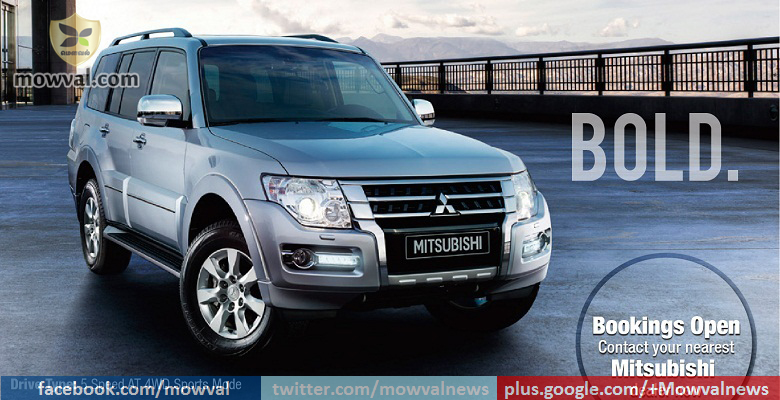 Mitsubishi Montero SUV relaunched in Indian at Rs. 67.28 lakh