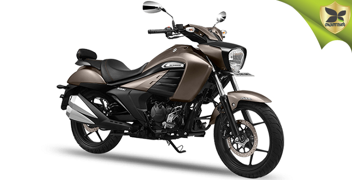 2019 Suzuki Intruder Launched In India At Rs 1.08 lakh