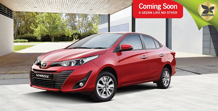 Toyota Yaris Bookings To Begin In April