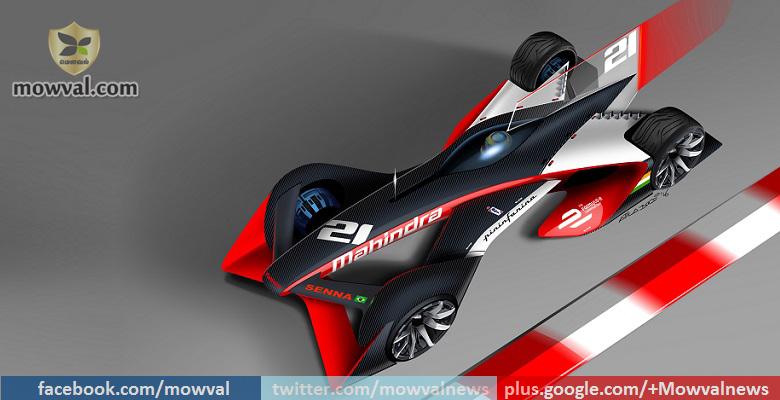 Images of Mahindra and Pininfarina Released Formula E Concept Cars