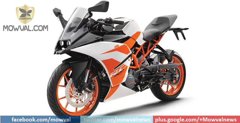 2017 KTM RC 200 and RC 390 Launched At Price Of Rs 1.72 And 2.25 Lakh Respectively