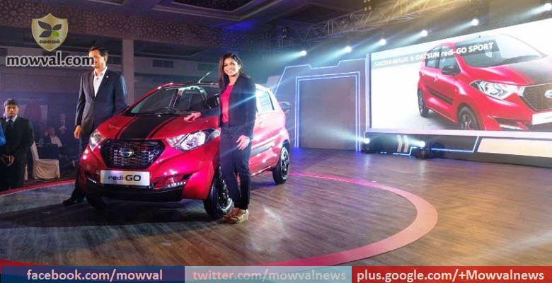 Datsun Redi-GO Sport Limited Edition Launched At Rs.3.49 lakh