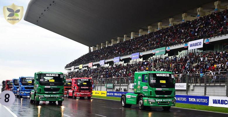 டாடா நிறுவனம் 3 வது சீசன் T1  ப்ரைமா ட்ரக் ரேஸ் போட்டியை மார்ச் 20 அன்று நடத்துகிறது