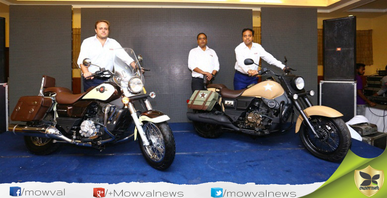 UM Motorcycles Launched Renegade Commando Mojave And  Renegade Classic In India