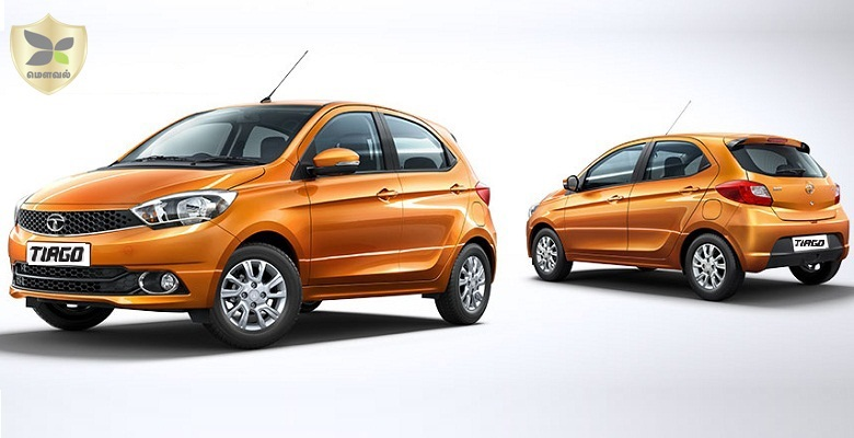 Tata begins booking for Tiago:Launching on 28 March