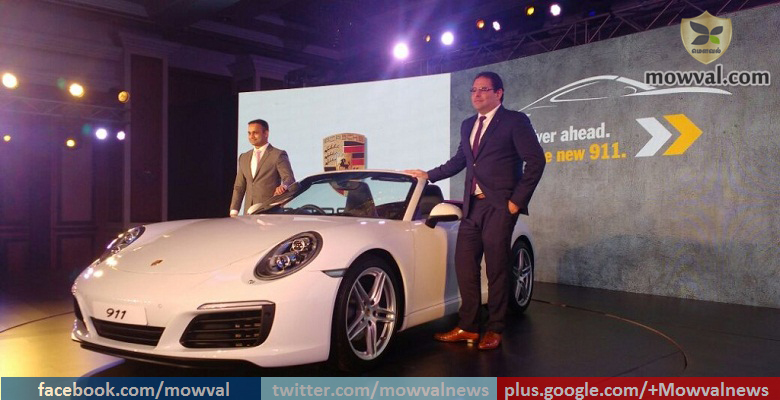 The new Porsche 911 launched at Rs 1.42 crore