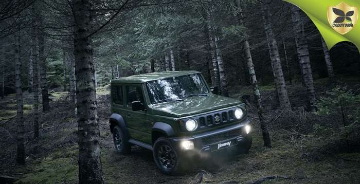 Image Gallery Of All New Fourth-Gen Suzuki Jimny