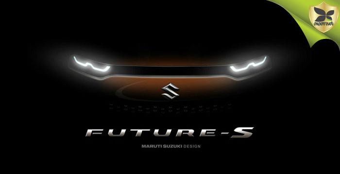 All New Maruti Suzuki Future S Compact SUV Concept Teased With New Image