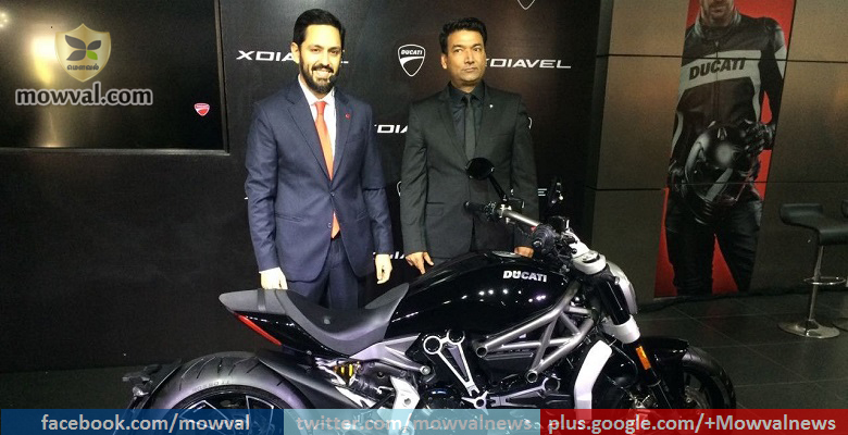 Ducati XDiavel Launched In India At Starting price of  Rs 15.87 Lakh