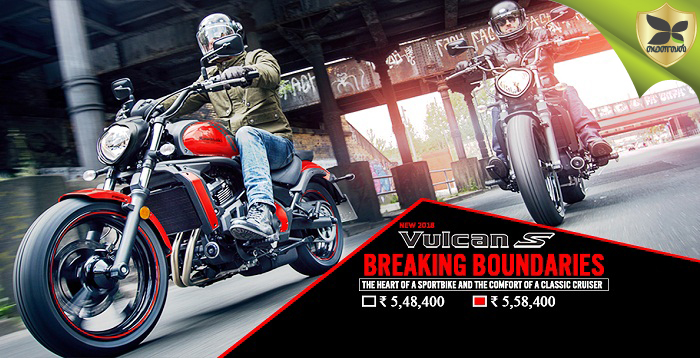 Kawasaki Vulcan S Cruiser Launched In India With New Pearl Lava Orange Color