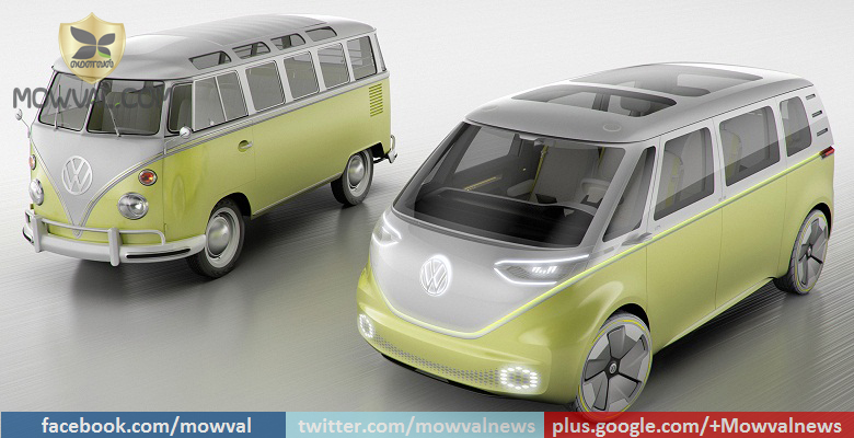 Images of Volkswagen I.D. Buzz Concept