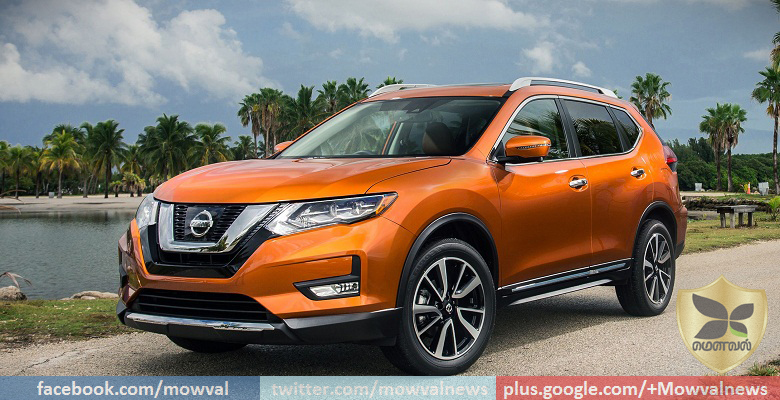 India bound 2018 Nissan X-Trail facelift revealed