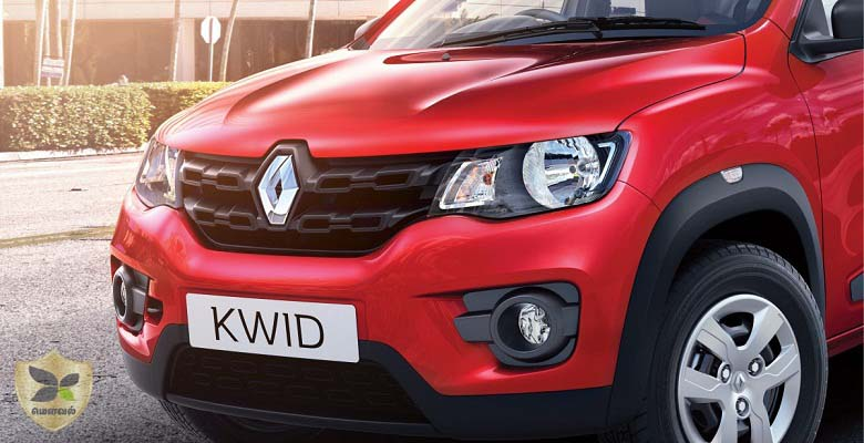 Renault Kwid 1.0-litre To Be Launched on August 22