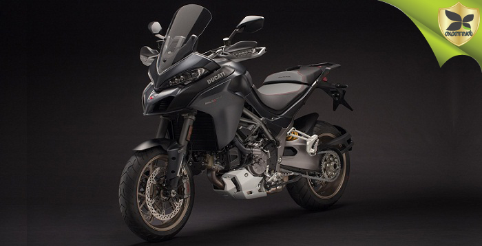 Ducati Multistrada 1260 Launched In India With Starting Price Of Rs 15.99 Lakhs