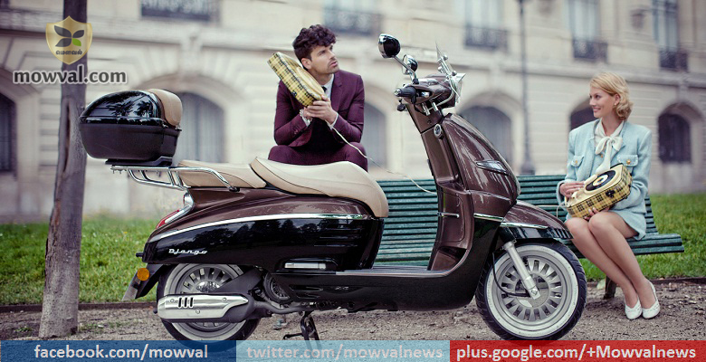 Mahindra Planning To Launch Peugeot Scooters In India By 2017