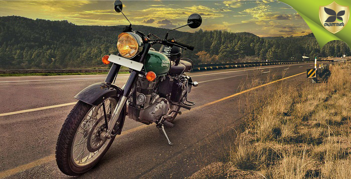 Royal Enfield Classic 350 Redditch Now Available With ABS