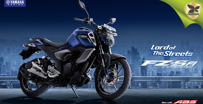 2019 Yamaha FZ V 3.0 Launched In India At Starting Price Of Rs 95,000