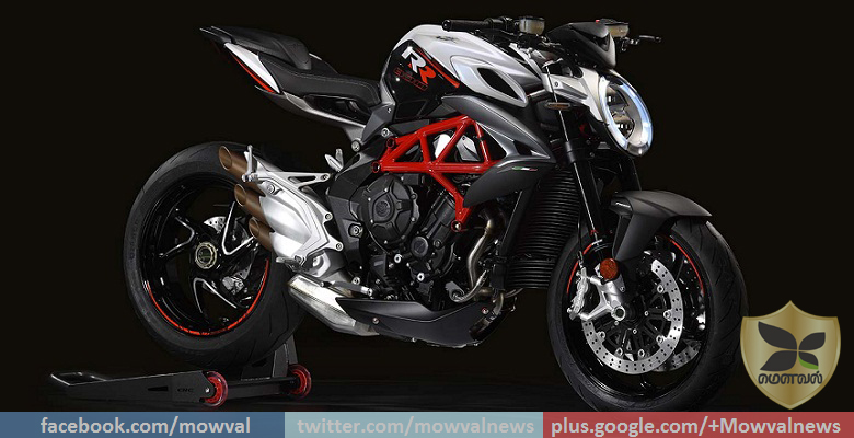 2017 MV Agusta Brutale 800 Launched With Price Of Rs 15.59 lakh