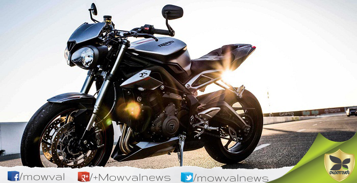 Triumph Street Triple RS Launched In India At Rs 10.55 Lakh