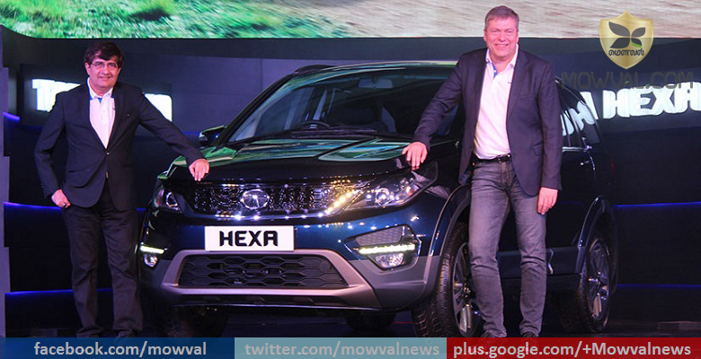 Tata Hexa Launched At Starting Price Of Rs 11.99 Lakh