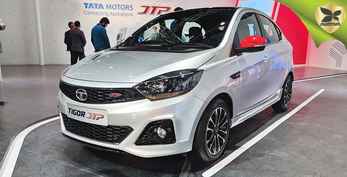 2018 Delhi Auto Expo: Tata Tiago and Tigor JTP Revealed