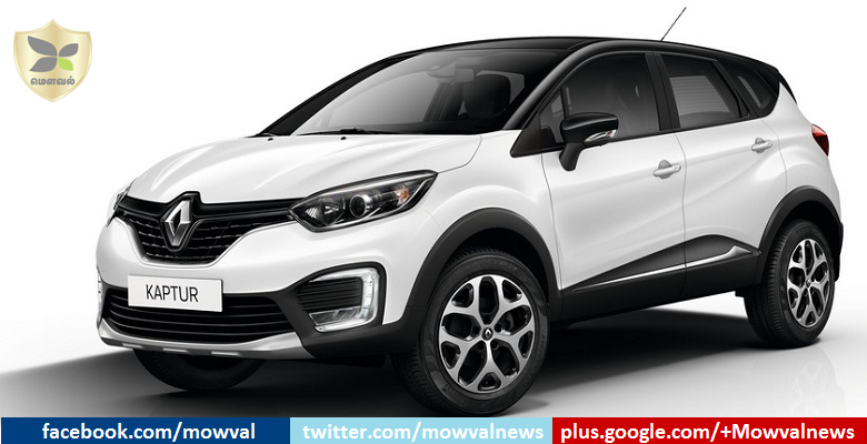 Renault start testing the Kaptur in India soon