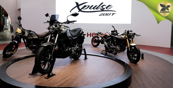 EICMA 2018: All New Hero XPulse 200T Revealed