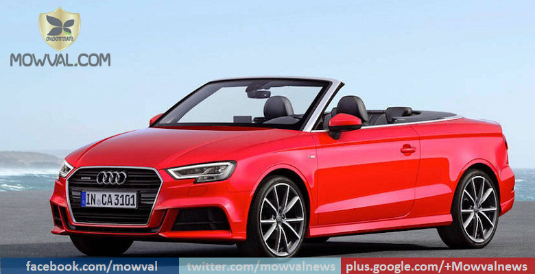 Audi A3 Cabriolet Facelift Launched At Price Of Rs 47.98 Lakh