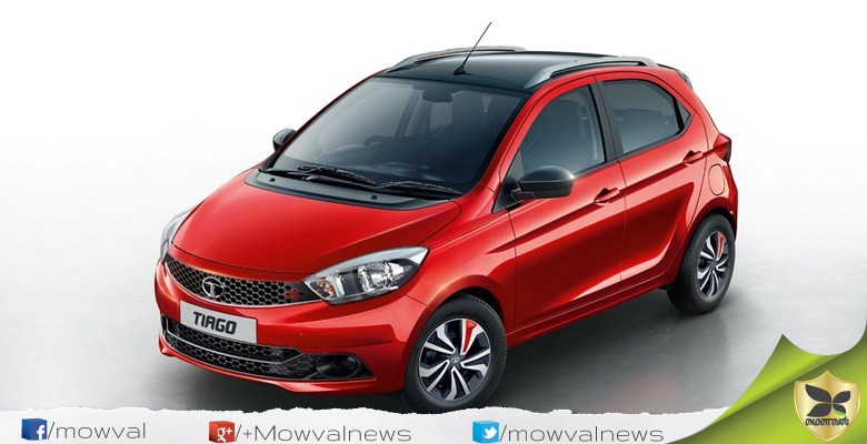 Tata Motors launched Tiago Wizz Edition With Price Of Rs 4.52 lakhs