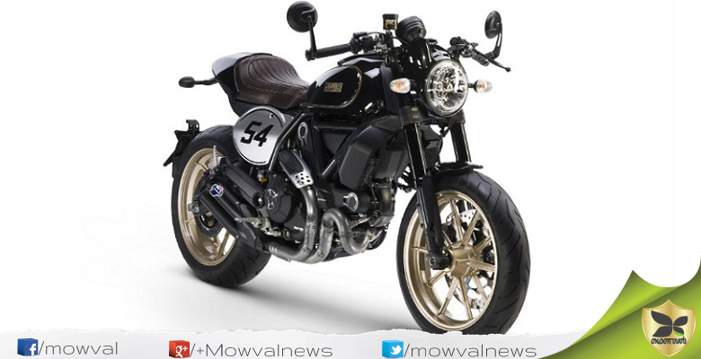 Ducati Launches Scrambler Cafe Racer With Price Of Rs 9.32 lakh