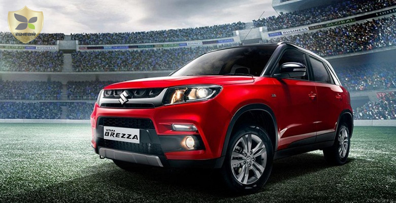 Maruti Suzuki will launch the Vitara Breeza Compact SUV Tomorrow