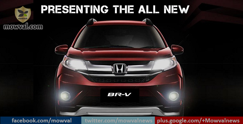 Honda BR-V launched at starting price of Rs. 8.75 lakh