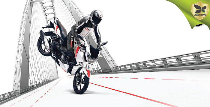 TVS Launched The New Apache RTR 160 Race Edition