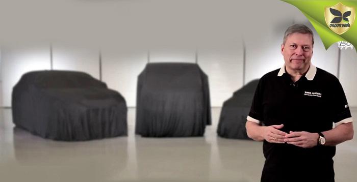 Tata Motors Teased Three New Models For 2018 Auto Expo
