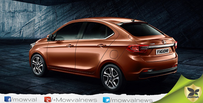 Tata Tigor AMT Launched With Starting Price Of Rs 5.83 lakh